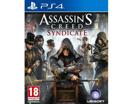 Assassin's Creed: Syndicate (PS4) на супер цени