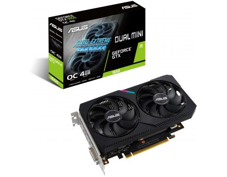 ASUS GeForce GTX 1650 4GB Dual Mini OC на супер цени