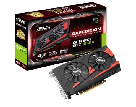 ASUS GeForce GTX 1050 Ti 4GB Expedition на супер цени