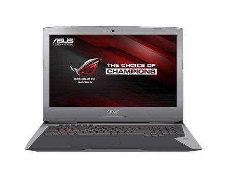 ASUS ROG G752VY-GC192T с Windows 10 на супер цени