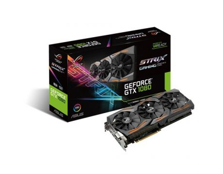 ASUS GeForce GTX 1080 8GB STRIX GAMING на супер цени