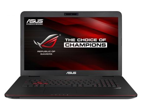 ASUS ROG GL771JW-T7170T с Windows 10 на супер цени