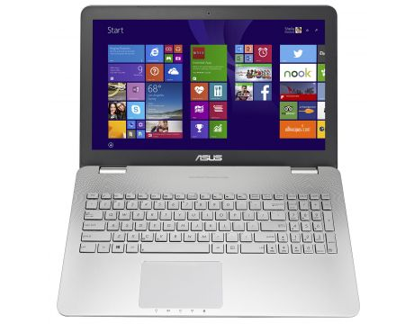 ASUS N551JX-CN272T с Windows 10 на супер цени