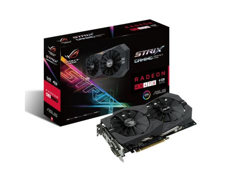 ASUS Radeon RX 470 4GB STRIX GAMING на супер цени