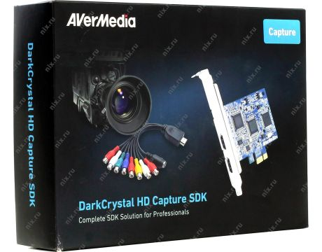 AVer Media DarkCrystal HD Capture SDK на супер цени