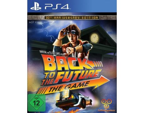 Back to the Future - 30th Anniversary (PS4) на супер цени
