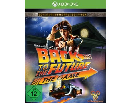 Back to the Future - 30th Anniversary (Xbox One) на супер цени