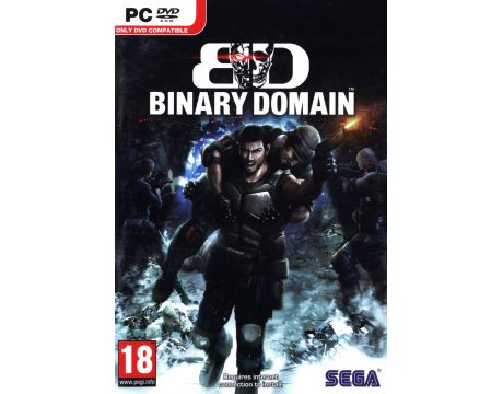 Binary Domain (PC) на супер цени