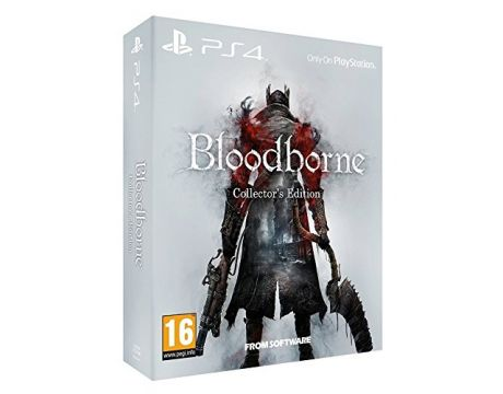 Bloodborne Collector's Edition (PS4) на супер цени