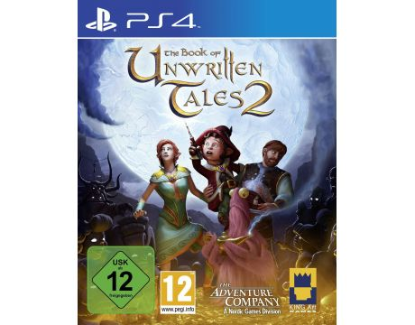 Book of Unwritten Tales 2 (PS4) на супер цени