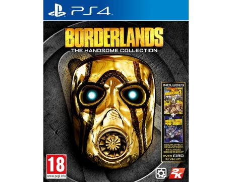 Borderlands: The Handsome Collection (PS4) на супер цени