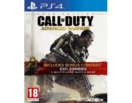 Call of Duty: Advanced Warfare - Gold Edition (PS4) на супер цени