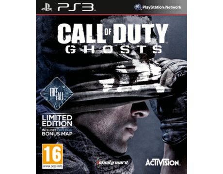 Call of Duty: Ghosts Free Fall Edition (PS3) на супер цени
