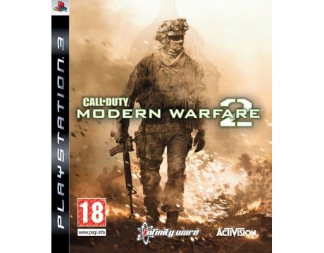 Call of Duty: Modern Warfare 2 (PS3) на супер цени