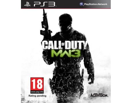 Call of Duty: Modern Warfare 3 (PS3) на супер цени