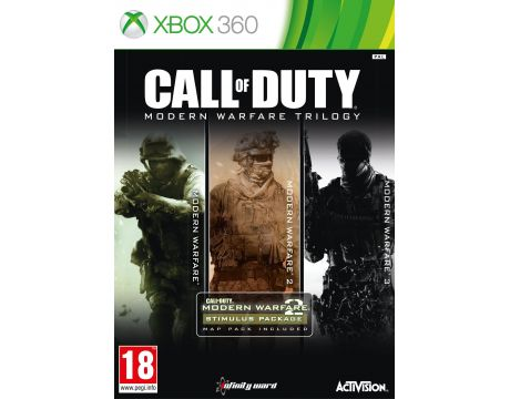 Call of Duty: Modern Warfare Trilogy (Xbox 360) на супер цени