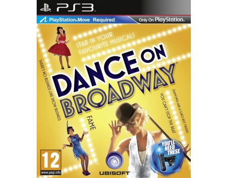 Dance On Broadway (PS3) на супер цени