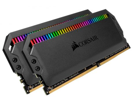 2x16GB DDR4 3200 Corsair DOMINATOR PLATINUM RGB на супер цени