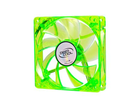 DeepCool Green Led Xfan120 на супер цени