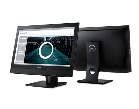 Dell OptiPlex 3240 All-in-One с Windows 10 на супер цени
