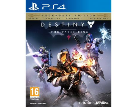 Destiny: The Taken King - Legendary Edition (PS4) на супер цени