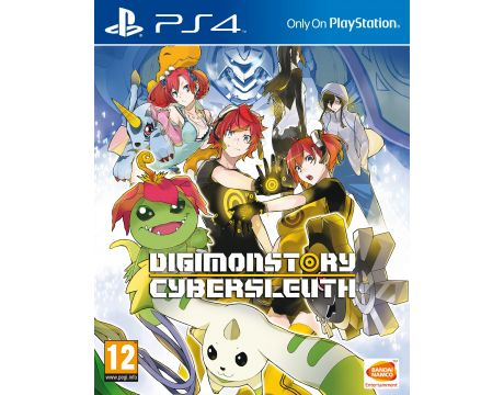 Digimon Story Cyber Sleuth (PS4) на супер цени