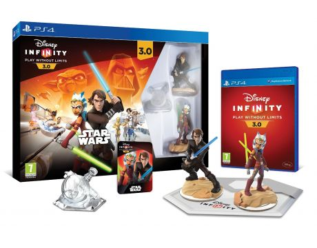 Disney Infinity 3.0 Star Wars Starter Pack (PS4) на супер цени