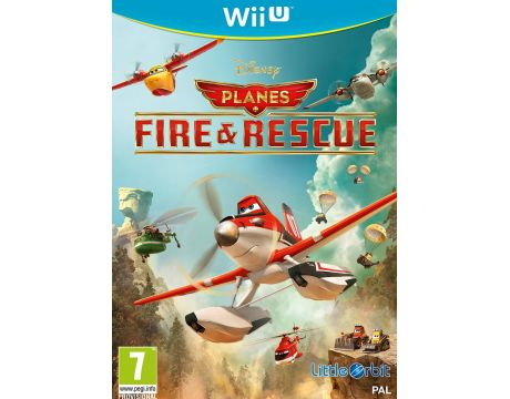 Disney Planes: Fire and Rescue (Wii U) на супер цени