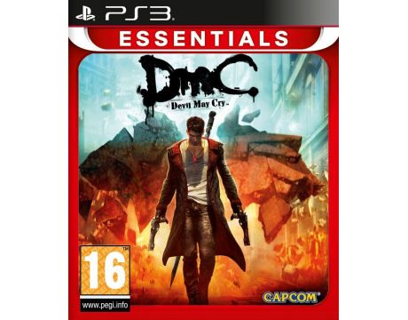 DmC Devil May Cry - Essentials (PS3) на супер цени