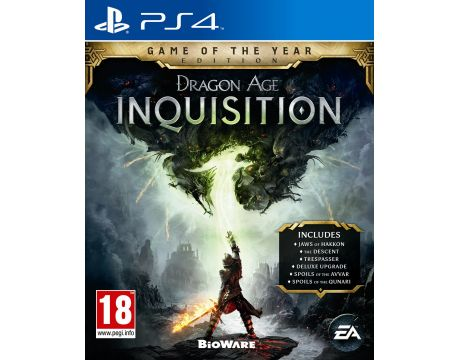 Dragon Age: Inquisition GOTY Edition (PS4) на супер цени