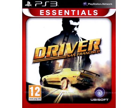Driver San Francisco - Essentials (PS3) на супер цени