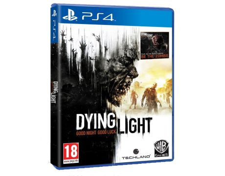 "Dying Light + ""Be the Zombie"" DLC (PS4) на супер цени"
