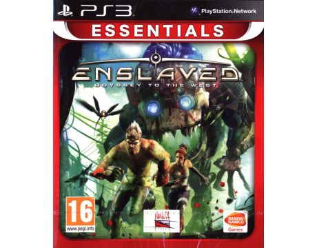 Enslaved: Odyssey to the West - Essentials (PS3) на супер цени