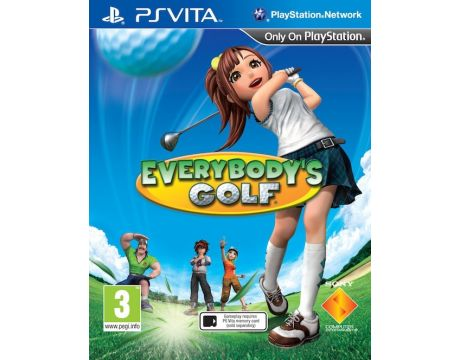 Everybody's Golf (PS Vita) на супер цени