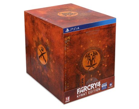 Far Cry 4 - Kyrat Edition (PS4) на супер цени