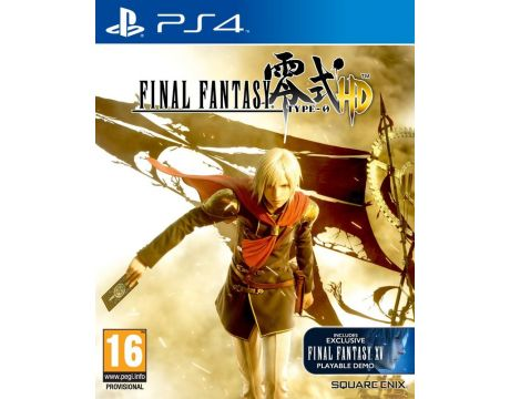 Final Fantasy Type-0 HD (PS4) на супер цени