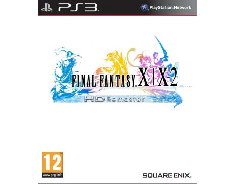 Final Fantasy X & X-2 HD Remaster (PS3) на супер цени