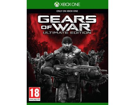 Gears of War - Ultimate Edition (Xbox One) на супер цени