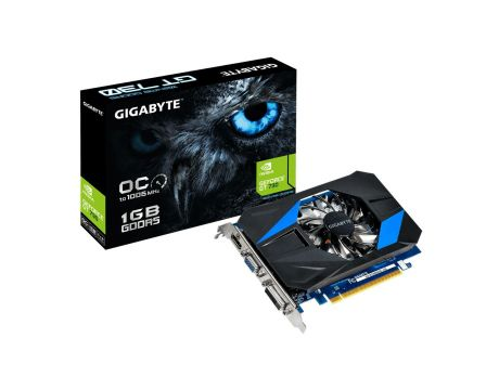 GIGABYTE GeForce GT 730 1GB OC на супер цени