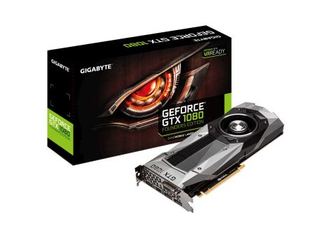 GIGABYTE GeForce GTX 1080 8GB Founders Edition на супер цени