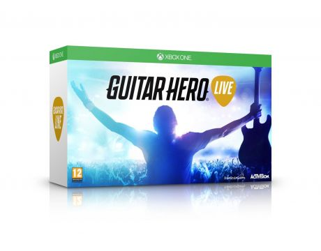 Guitar Hero Live (Xbox One) на супер цени