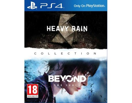 Heavy Rain & Beyond Two Souls Collection (PS4) на супер цени