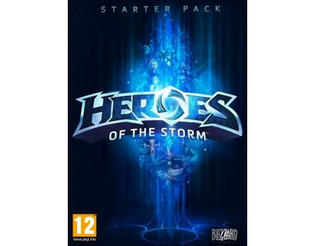 Heroes of the Storm Starter Pack (PC) на супер цени