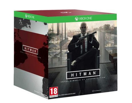 Hitman Collector's Edition (Xbox One) на супер цени