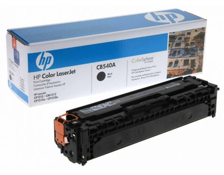 HP 125A LaserJet Toner Cartridge на супер цени