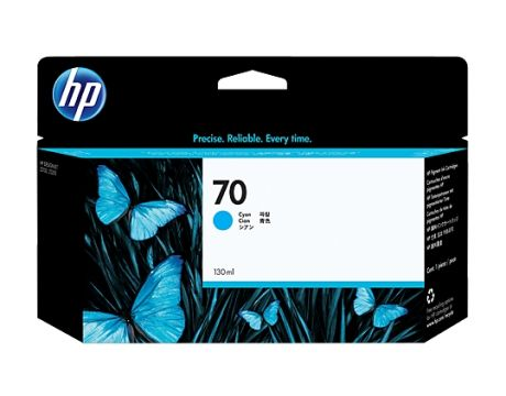 HP 70 Cyan Ink Cartridge на супер цени