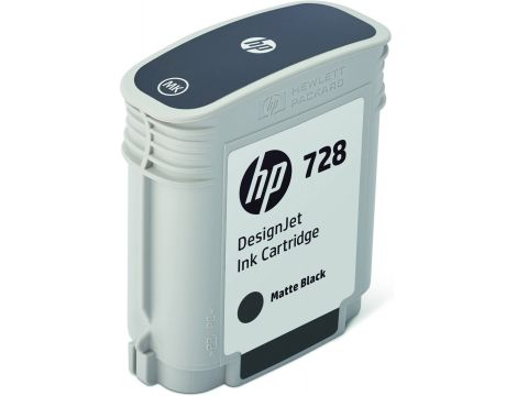 HP 728 Matte Black Ink Cartridge на супер цени