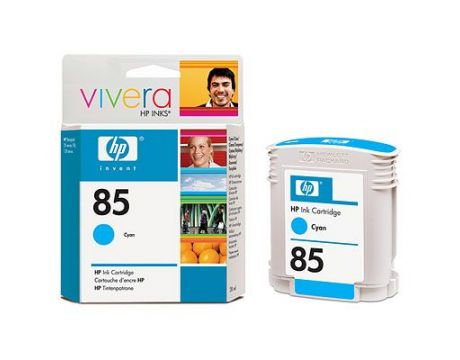 HP 85 Cyan Ink Cartridge на супер цени
