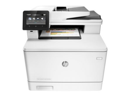 HP Color LaserJet M477fdn на супер цени