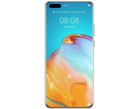 HUAWEI P40 Pro Plus, White Ceramic на супер цени